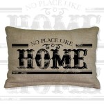 SARUNG BANTAL GONI 'HOME-NO PLACE LIKE'