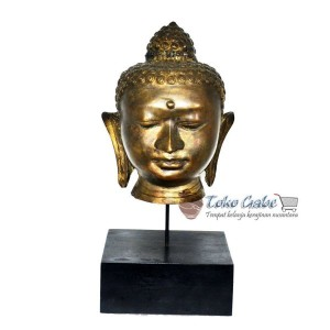 DEKORASI BUDHA SCULPTURE MINI